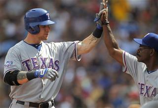 Josh Hamilton, Ron Washington