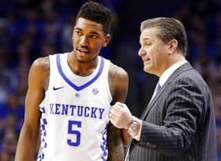 Malik Monk, John Calipari