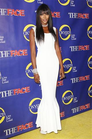 "Oxygen Celebrates the Premiere of ""THE FACE"" With Stars Naomi Campbell, Karolina Kurkova, Coco Rocha and Nigel Barker"