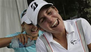 Jennifer Johnson, Lexi Thompson