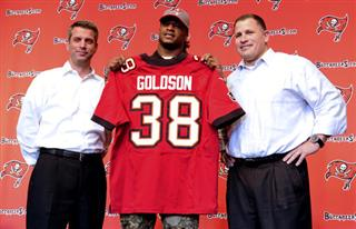 Buccaneers Goldson Football