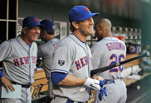 Jason Bay, Terry Collins