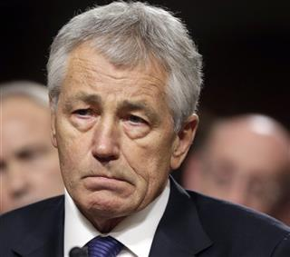 Chuck Hagel