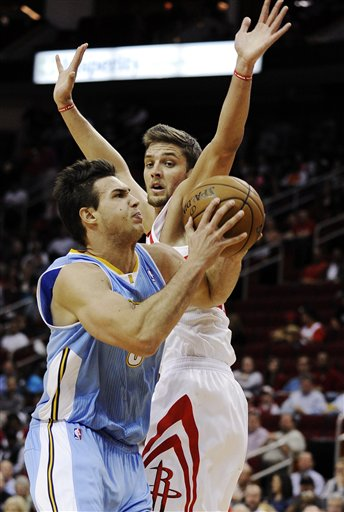 Danilo Gallinari, Chandler Parsons