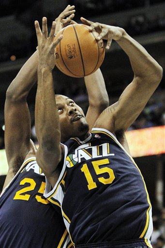 Al Jefferson, Derrick Favors