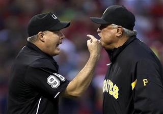 Tim Timmons, Clint Hurdle