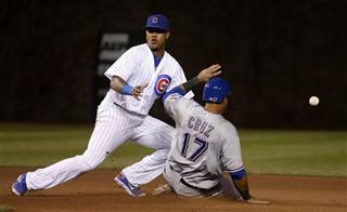 Starlin Castro, Nelson Cruz