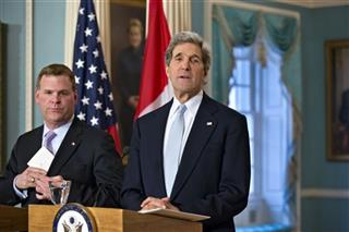 John Kerry, John Baird