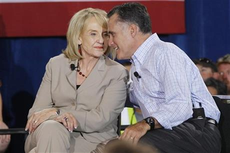 Mitt Romney, Jan Brewer