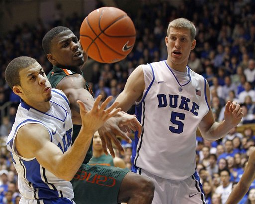 Seth Curry, Mason Plumlee, DeQuan Jones