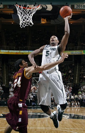 Adreian Payne, Ben Averkamp