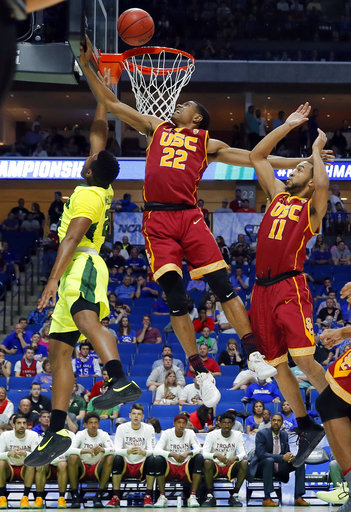 King McClure, De'Anthony Melton, Jordan McLaughlin