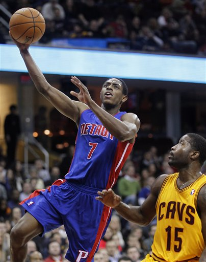 Brandon Knight, Donald Sloan