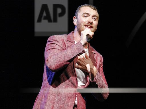 Sam Smith in Concert - New York