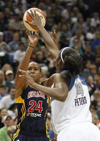 Tamika Catchings, Devereaux Peters