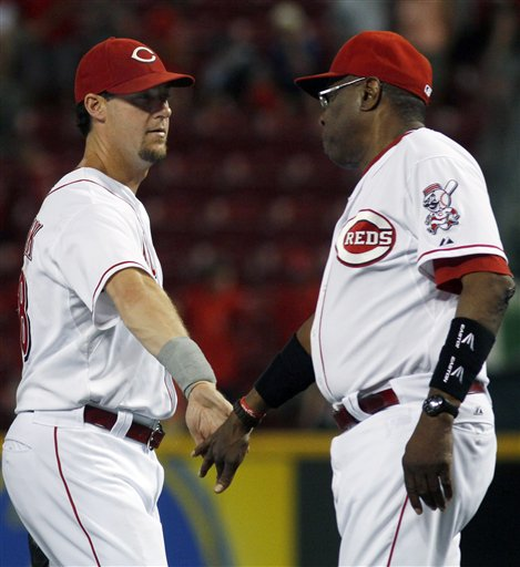 Ryan Ludwick, Dusty Baker