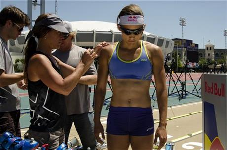 The Lolo Jones Project Athletics