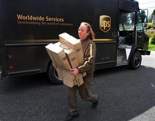 UPS Driver 30 Years Accident Free