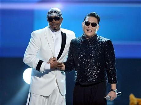 MC Hammer, PSY