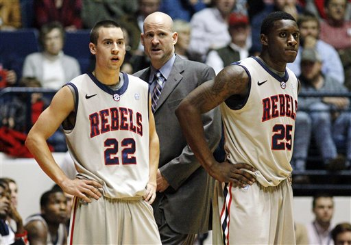 Andy Kennedy, Marshall Henderson, Terry Brutus