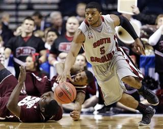 SEC South Carolina Mississippi St Basketball