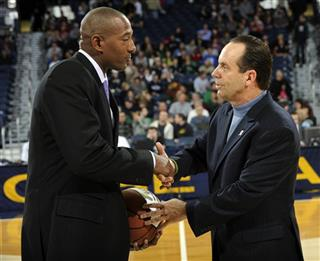 Lewis Preston, Mike Brey