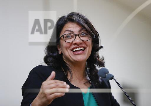 Election 2018 House Tlaib