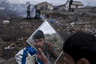 Serbia Migrant Minors Away From Home Photo Gallery