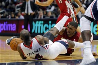 Anthony Tolliver, Dexter Pittman (45)