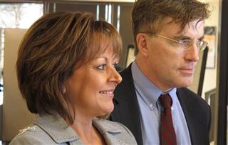 Susana Martinez,  Mark Williams