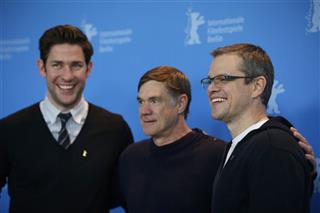 Germany Berlin Film Festival Promised Land Photo Call