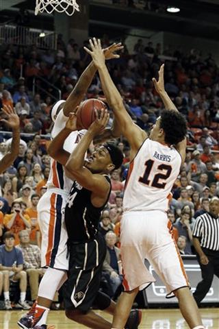 Colorado Auburn Basketball