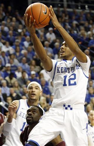 Ryan Harrow, Tyson Cunningham, Willie Cauley-Stein