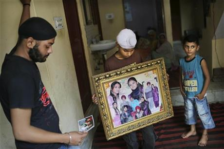 India Sikh Temple Shooting