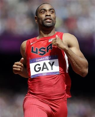 Tyson gay Athletics