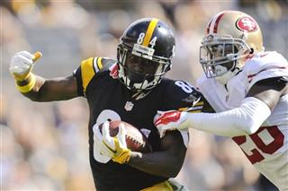 Antonio Brown, Tramaine Brock