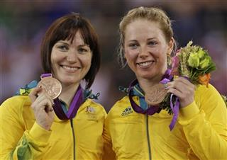 Kaarle McCulloch, Anna Meares