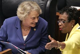 Nancy Detert, Arthenia Joyner