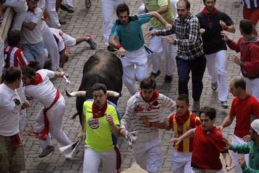 Spain San Fermin