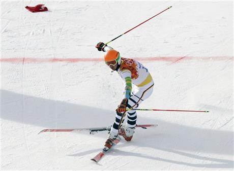 Sochi Olympics Alpine Skiing Men
