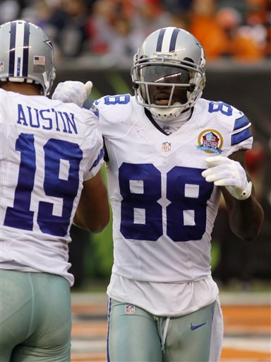 Dez Bryant, Miles Austin