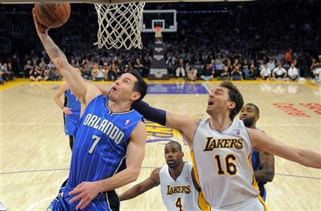 J.J. Redick, Pau Gasol,