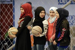 Lebanon Refugee Sports