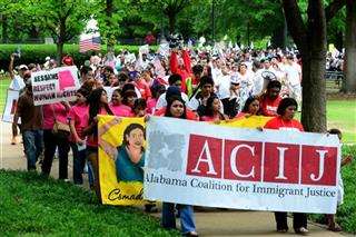 Immigration Marches Alabama