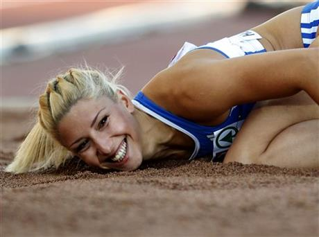 Finland Greece Athlete Expelled