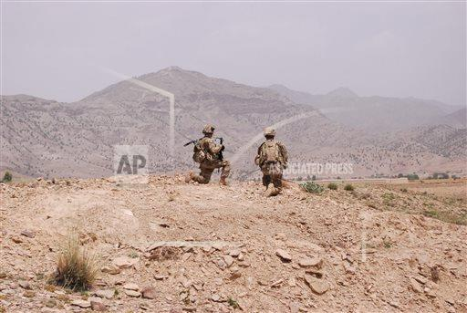 Afghan Security Cooperation