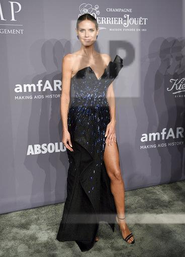 2018 Fashion Week amfAR Gala New York