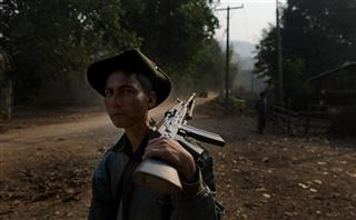 Myanmar Drugs and Democracy