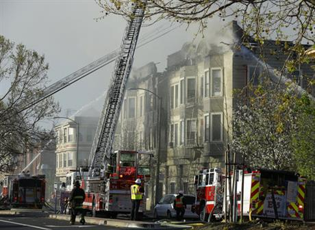 Oakland fire captain warned of dangerous building in January