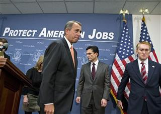 John Boehner, Eric Cantor, James Lankford, Cathy McMorris Rodgers, Marsha Blackburn